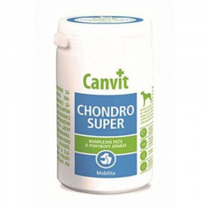 CANVIT Chondro Super pro psy 500 g ochucené new