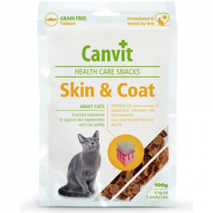 CANVIT Skin&Coat Snacks 100 g