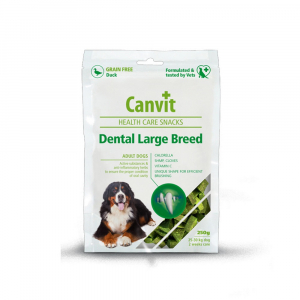 CANVIT Dental Large Breed Snacks 250 g