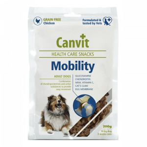 CANVIT Mobility Snacks 200 g