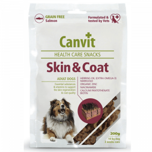 CANVIT Skin&Coat Snacks 200 g