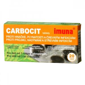 CARBOCIT 20 tablet