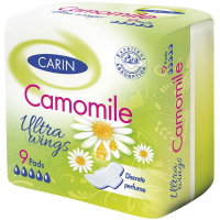CARIN Deo ultra wings kamille 9 kusů