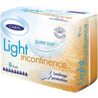 CARIN Light Inkontinence 8 kusů