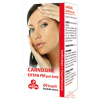PURUS MEDA Carnosine Extra pro ženy 60 kapslí