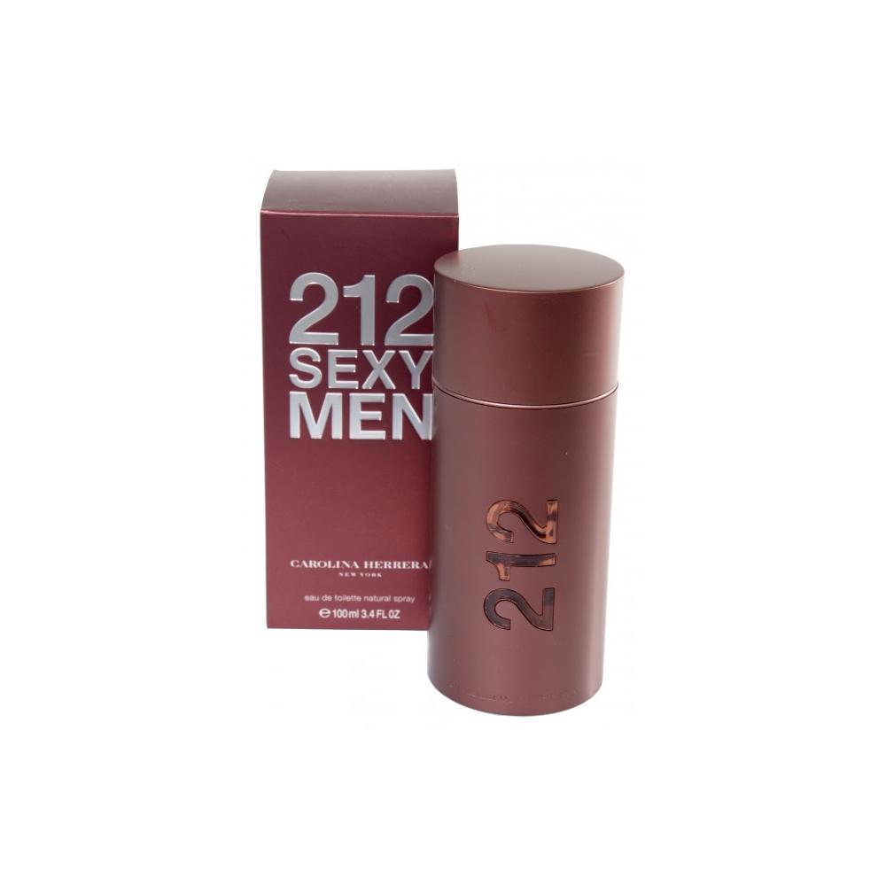 Carolina Herrera 212 Sexy for Man toaletní voda 50 ml