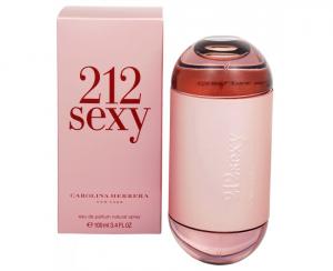 CAROLINA HERRERA 212 Sexy Parfémovaná voda 100 ml