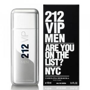 Carolina Herrera 212 VIP Men Toaletní voda 200ml