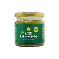 ZELENÁ ZEMĚ CBD kokosový olej 30 ml BIO