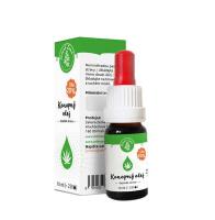 ZELENÁ ZEMĚCBD Konopný olej 20% 10 ml