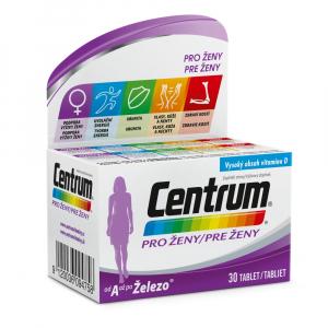 CENTRUM Pro ženy 30 tablet