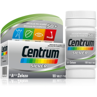 CENTRUM Multivitamín Silver 100 tablet