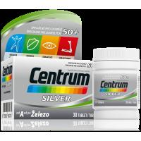 CENTRUM Multivitamín Silver 30 tablet