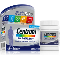 CENTRUM Multivitamín pro muže 50+ 30 tablet