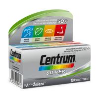 CENTRUM Silver nad 50 let 100 tablet