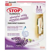 CERESIT STOP vlhkosti Absorbční sáčky 2 x 50 g