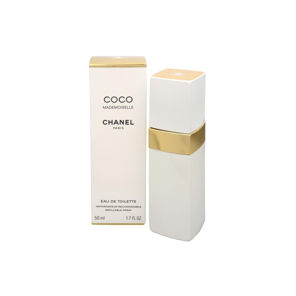 Chanel Coco Mademoiselle Toaletní voda 50ml naplňitelný