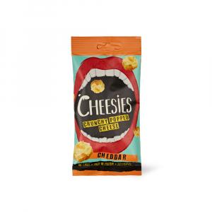 CHEESIES Sýrové kuličky Cheddar 20 g