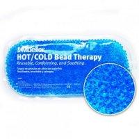 MUELLER  Chladivý/hřejivý polštářek s gelovými kuličkami - modrý
