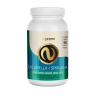 NUPREME Chlorella a Spirulina 750 tablet