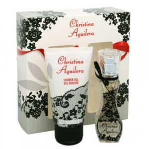 Christina Aguilera Christina Aguilera Parfémovaná voda 15ml Edp 15ml + 50ml sprchový gel