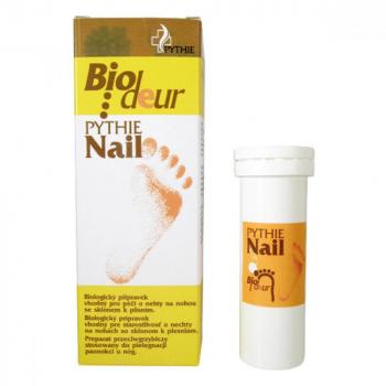 PYTHIE Biodeur Nail Chytrá houba šumivé tablety 3x 3 g
