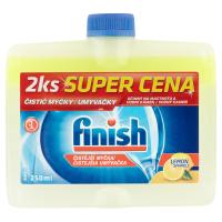 FINISH Lemon čistič myčky 2 x 250 ml