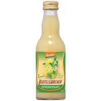 Citronová šťáva 100% Beutelsbacher 0,2l-BIO