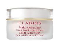 Clarins Multi Active Day Cream Gel  50ml Normální a smíšená
