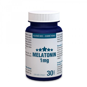 CLINICAL Melatonin 1mg 30 tablet