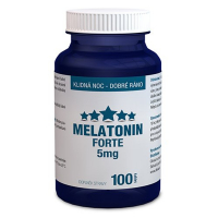 CLINICAL Melatonin Forte 5 mg 100 tablet