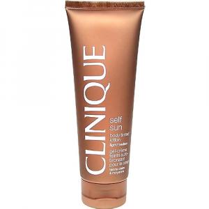 CLINIQUE Self Sun Body Tined Lotion Light/Medium 125 ml