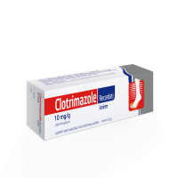CLOTRIMAZOLE Recordati krém 10 mg/g crm.1x50 g