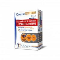DA VINCI ACADEMIA Coenzym Extra Max 100 mg DVA 30 + 15 tobolek ZDARMA