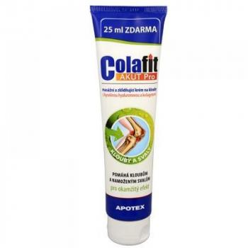 APOTEX Colafit  Akut Pro Zklidňující krém 175 ml