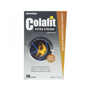 APOTEX COLAFIT extra strong 30 kostiček