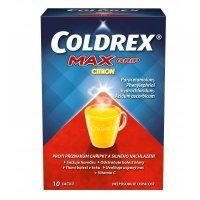 COLDREX MAX Grip Citron prášek pro perorální roztok 10 sáčků
