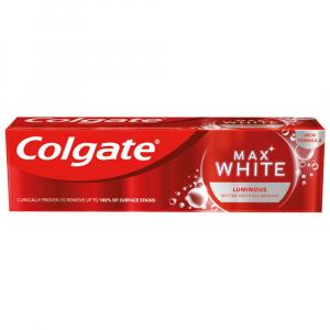 COLGATE Zubní pasta Max White Luminous 75 ml
