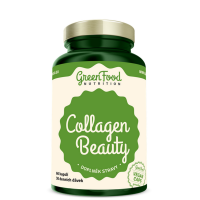 GREENFOOD NUTRITION Collagen Beauty 60 kapslí