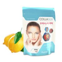 COLLANGO Collagen - hydrolyzovaný kolagen s vitamínem C a se zinkem příchuť citron 330 g