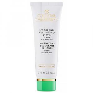 COLLISTAR Deodorant 24 hodin Cream 75 ml