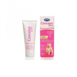 SASMAR Conceive Plus gel pro podporu početí 75 ml