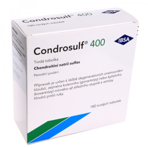 CONDROSULF 400 mg 180 tobolek