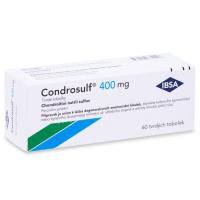 CONDROSULF 400 mg 60 tvrdých tobolek