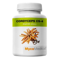 MYCOMEDICA Cordyceps 90 želatinových kapslí (CS-4)