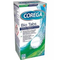 COREGA BIO Tabs čistící tablety 136 ks