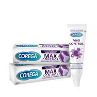 COREGA Max Control fixační krém 2 kusy 40 g