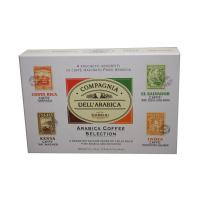 CORSINI Arabica Coffee Selection Paper Gift mlétá káva 4x 125 g