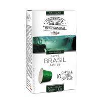 CORSINI Brasil kávové kapsle 10 kusů
