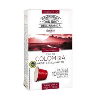 CORSINI Colombia kávové kapsle 10 kusů